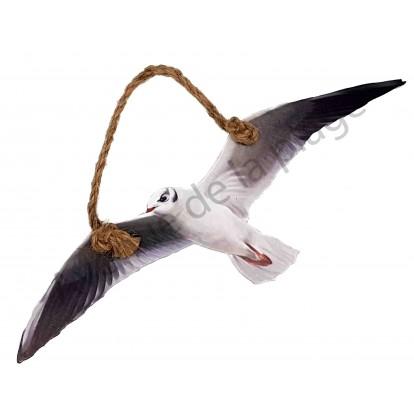 Mouette en vol à suspendre