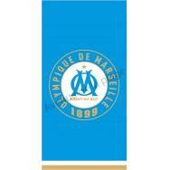 Serviette de plage Olympique de Marseille