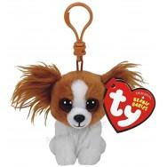 Peluche Ty Beanie Boo's porte clé Barks le chihuahua