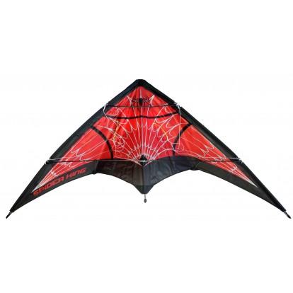 Cerf-volant acrobatique Spider King 120 cm