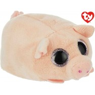 Peluche Teeny Ty Curly le cochon