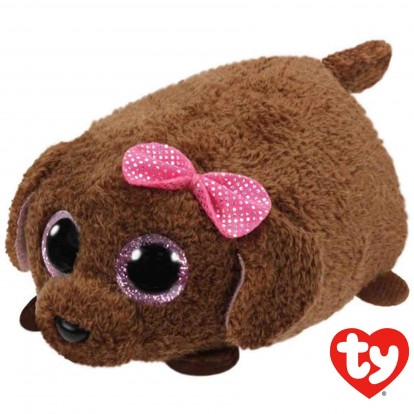 Peluche Teeny Ty Maggie le chien