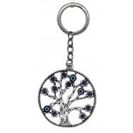 Porte clé arbre de vie