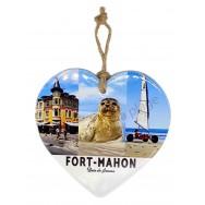Coeur Fort-Mahon Plage - Baie de Somme