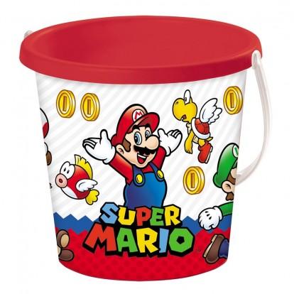 Seau de plage Super Mario