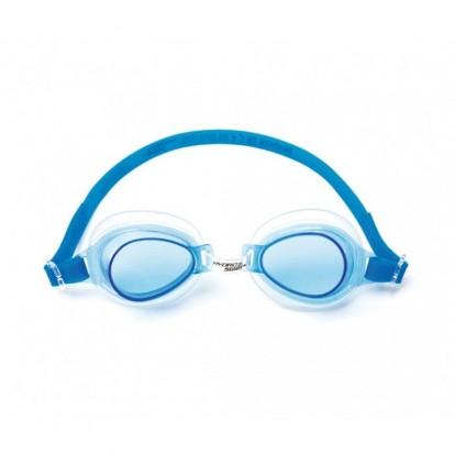 Lunettes de nage pour enfant bleues