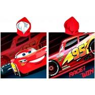 Cape de bain Cars Flash McQueen Race