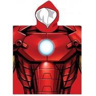 Cape de bain Marvel Avengers Iron Man