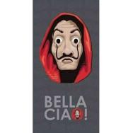 Serviette de plage Bella Ciao