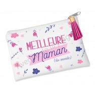 Porte monnaie message Meilleure Maman du Monde