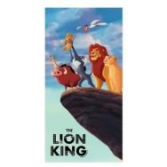 Serviette de plage Le Roi Lion