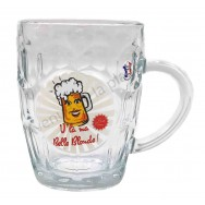 Chope à bière V'la ma Belle Blonde