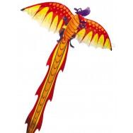 Cerf-volant pour enfant Dragon 3D