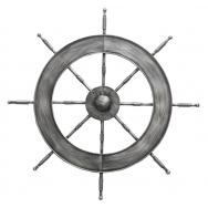 Décoration murale Barre de bateau en métal 70 cm