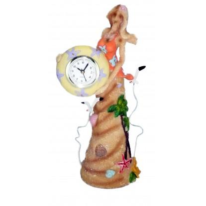Horloge - Pendule Sirène (2 modèles)