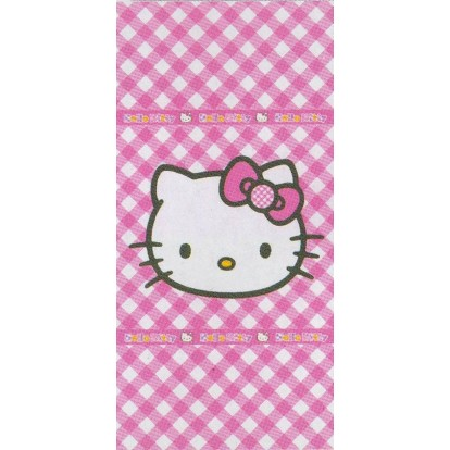 Serviette de plage Hello Kitty sweet beach