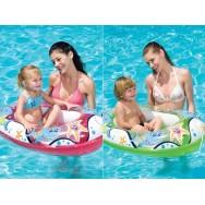 Bateau gonflable enfant 102 x 69 cm - Jeux et jouets de plage
