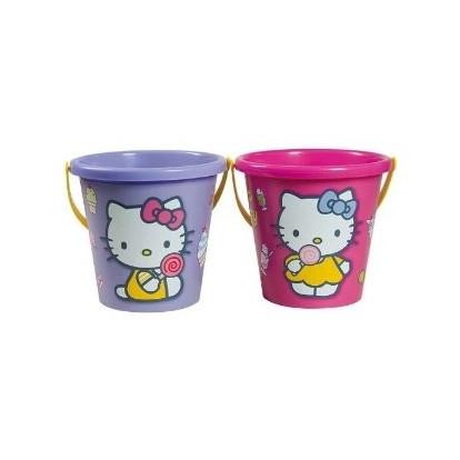 Seau Hello Kitty diamètre 17 cm