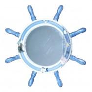 Miroir barre à roue, gouvernail de bateau