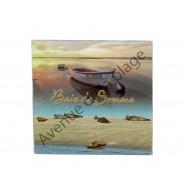 Dessous de plat carré : Baie de Somme