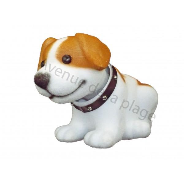chien qui bouge de la t te achat vente chien tete qui bouge pas cher. Black Bedroom Furniture Sets. Home Design Ideas