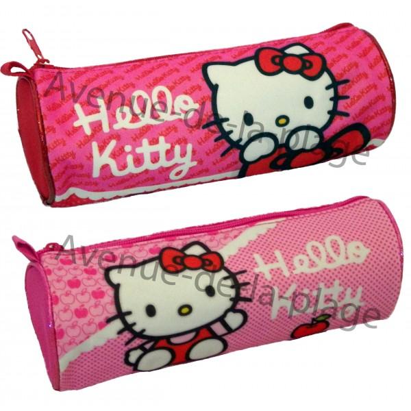 Trousse scolaire hello kitty pas cher achat vente trousse - Rideaux hello kitty pas cher ...