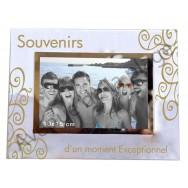 """Cadre photo """"Souvenirs d'un moment Exceptionnel"""""""