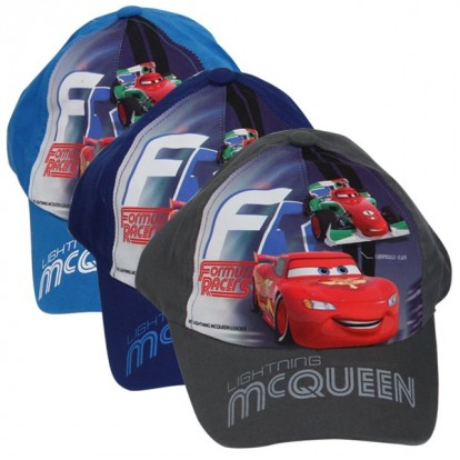 Casquette Cars Lightning McQueen Leader - Formula Racers