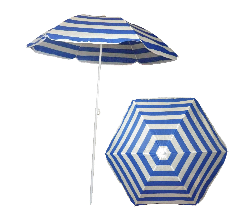 Parasol de plage pas cher, jardin et anti UV   Avenue de la Plage.com