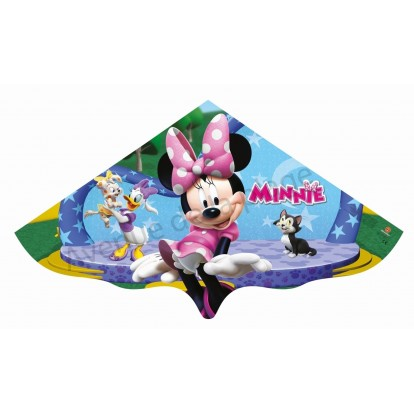 Cerf-volant Minnie Disney.
