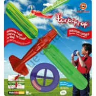 Cerf-volant avion planeur Turboprop