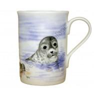 Mug en porcelaine phoque