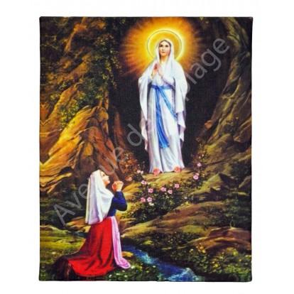 Tableau lumineux LED Notre Dame de Lourdes