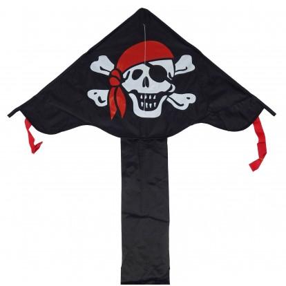 Cerf-volant Pirate delta pour enfant