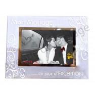 "Cadre photo ""Mon Mariage"""