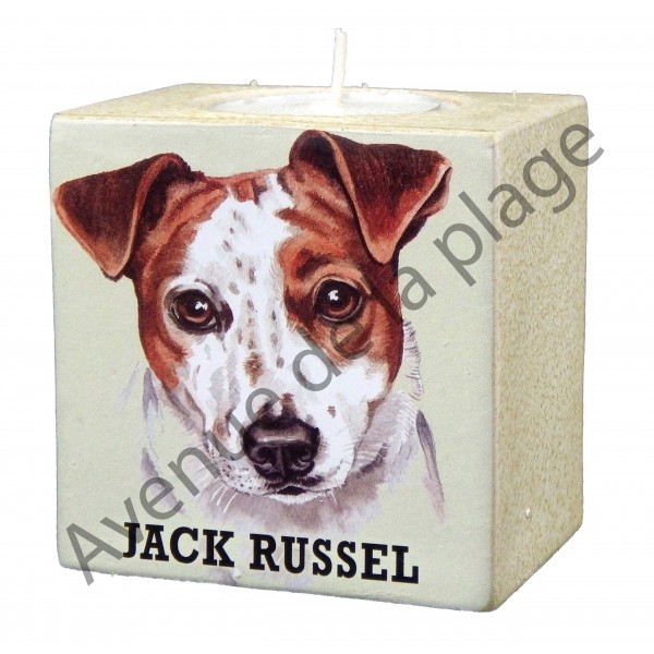 bougeoir chien pas cher jack russel achat vente. Black Bedroom Furniture Sets. Home Design Ideas