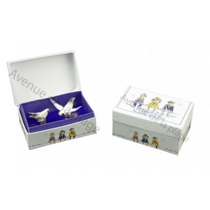 Boîte cri de mouette : 3 petits marins