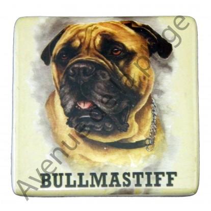 Magnet chien Bullmastiff