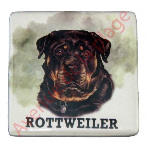 magnet chien rottweiler pas cher achat vente avenue de. Black Bedroom Furniture Sets. Home Design Ideas