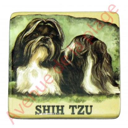 Aimant pour frigo Shih Tzu