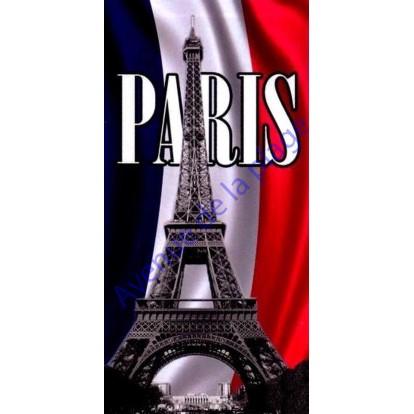 Serviette de plage Paris - Tour Eiffel