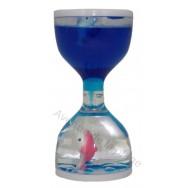 Sablier à eau dauphins