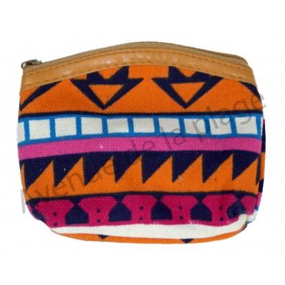 Porte monnaie Inca, modèle A.