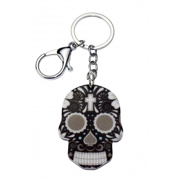 Porte clés Tête de mort Mexicaine Achat/Vente Avenue