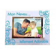 "Cadre photo ""Mon Neveu"""