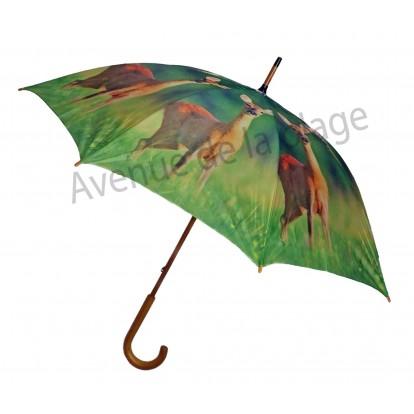 Parapluie animal sauvage : Chevreuil