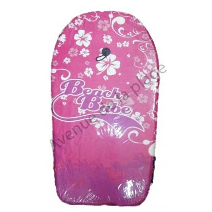 Bodyboard Fleurs d'hibiscus Beach Babe