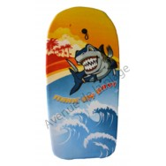 Bodyboard Requin affamé