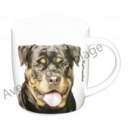Mug chien Rottweiler