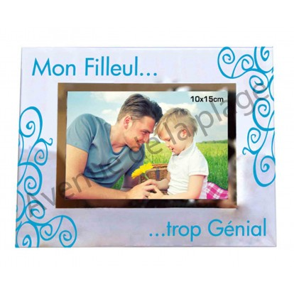 """Cadre photo """"Mon Filleul"""""""